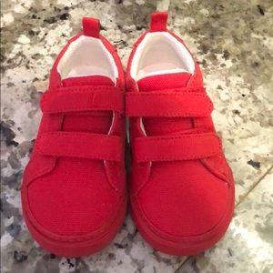 Gap toddler size 7 shoes